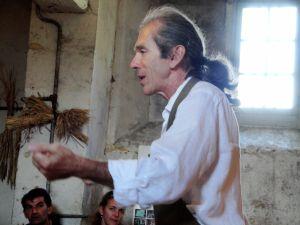 Ste-Gauburge : fête de l'abeille 10